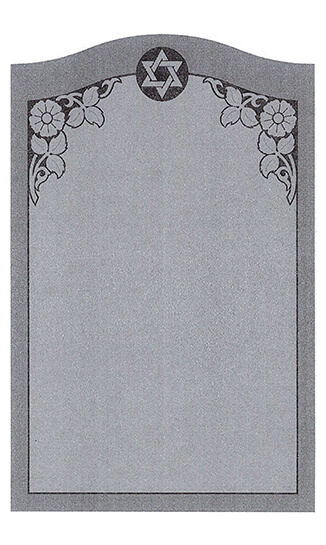 Single Headstone Sample Design G